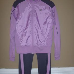 NWT Nike Women's Jacket and Trackpants
